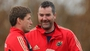 O'Gara: Hopefully Foley stays with Munster
