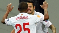 Defending champions Sevilla on course for final