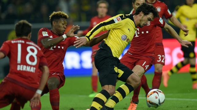 Dortmund defender Hummels seeks Bayern move
