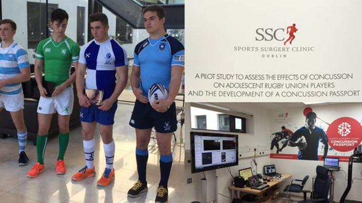 200 school rugby players to take part in a study into concussion