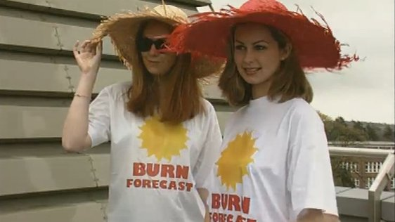 Sunburn Forecast (1996)
