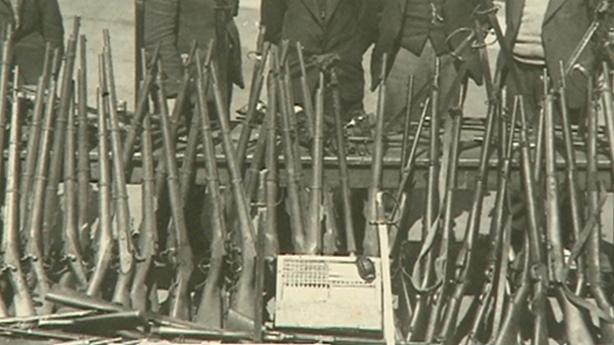 LDV among those who opposed 1916 Rising