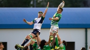 Connacht slipped up in Italy last Friday
