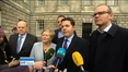 Nine News Web: Fine Gael and Fianna Fáil have agreed a deal on forming a minority government