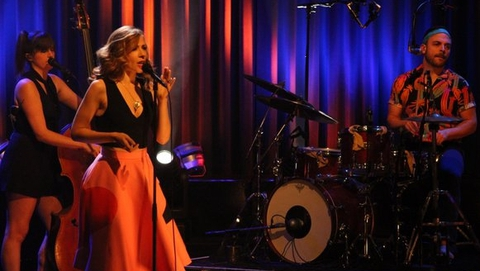 The Late Late Show Extras: Lake Street Dive