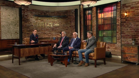 The Late Late Show Extras: Gardai For Purpose Panel
