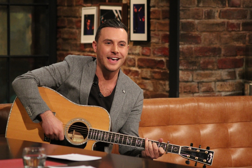 The Late Late Show: Nathan Carter