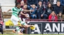 Celtic edge past Hearts to put one hand on title
