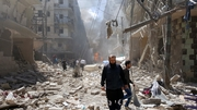 Over 100 people killed in Aleppo in the last week
