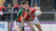 LIVE: Cork v Mayo - U-21 Football final