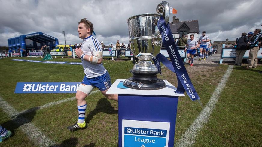 Ulster Bank League Bateman Cup Final