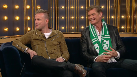 The Ray D'Arcy Show Extras: Nicky Byrne