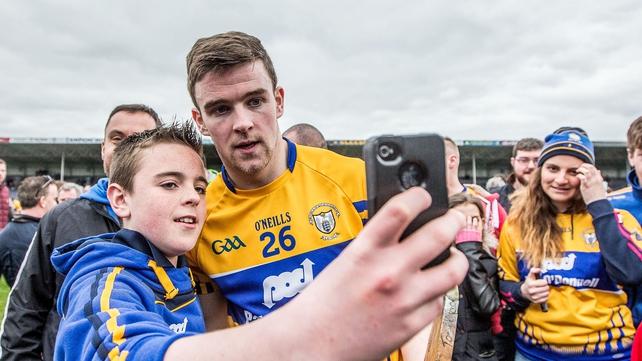 Tony Kelly named at full-forward for Clare