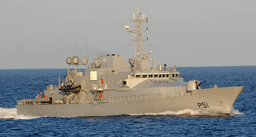 LÉ Róisín is the fourth Irish naval vessel to have been deployed to the Mediterranean mission in the last year