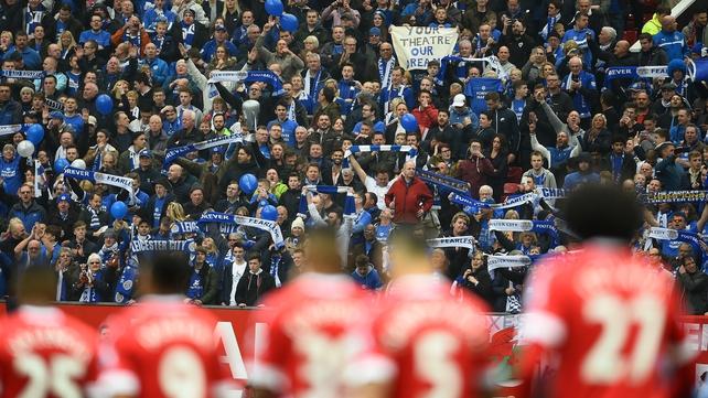 LIVE: Manchester United v Leicester City