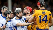 Tempers flare during a thriller in Semple Stadium