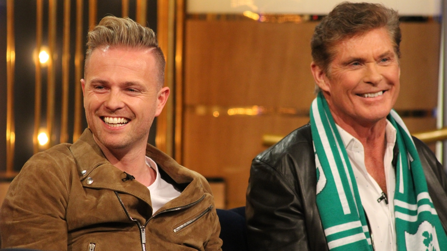 The Ray D'Arcy Show: Nicky Byrne