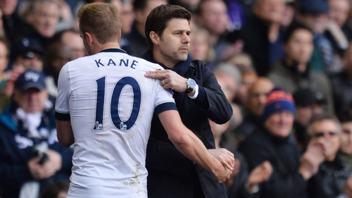 Mauricio Pochettino wants to bring the title to Tottenham's new home