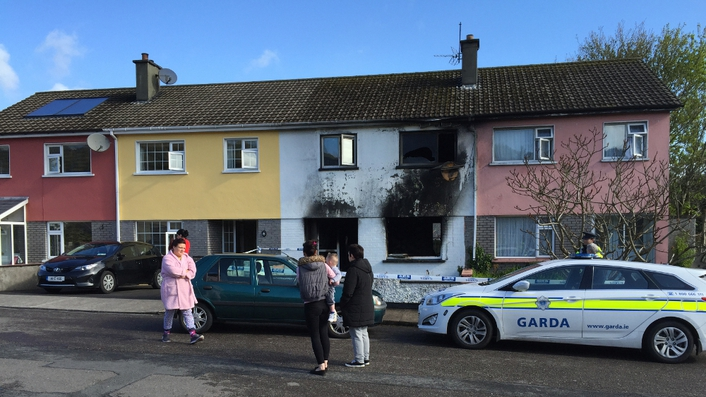 Two men die in Macroom house fire