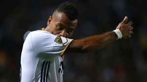 Ashley Cole received his marching orders
