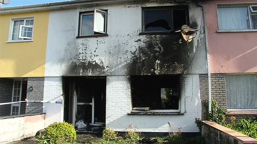Kenny Relihan and Noel O'Mahony died in from carbon monoxide poisoning after a chip pan caught fire