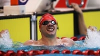 Paralympic champion disqualified over tattoos