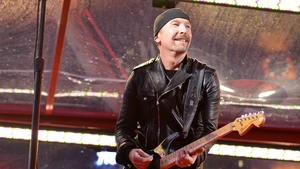 The Edge played in what he calls