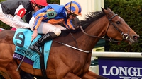 Found gets back to winning ways at Curragh