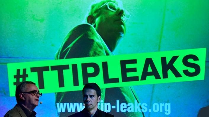 Greenpeace leaks TTIP documents