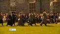 Irish rebels held in Richmond Barracks are remembered