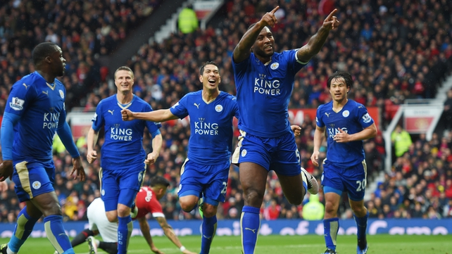 Leicester are Premier League champions