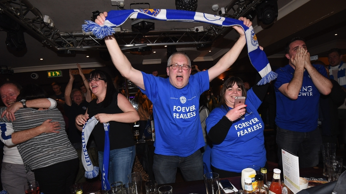 Leicester celebrations continue