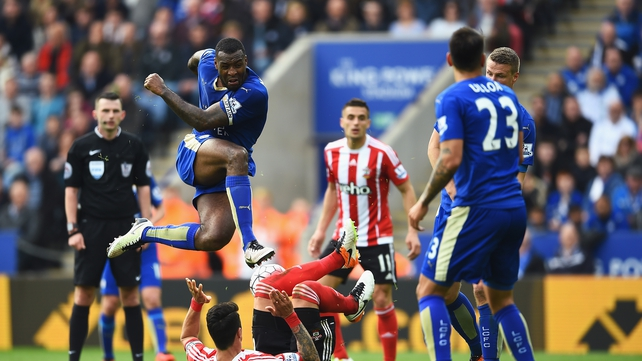Foxes captain Wes Morgan hails amazing achievement