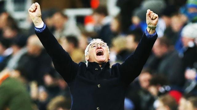 Ranieri 'so proud' of underdog champions Leicester
