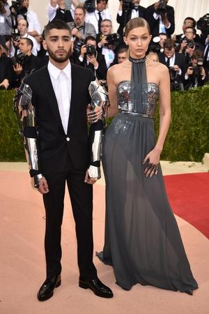 Zayn and Gigi Hadid