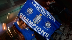 Leicester City's Premier League title win could be worth around £22m to the local economy
