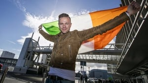 Nicky Byrne heading off to Stockholm for the 2016 Eurovision