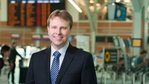 Shannon Group chief executive Matthew Thomas