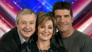 Louis and Sharon have returned to join Simon on this year's show