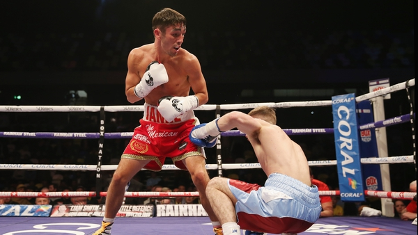 Conlan said he hopes to defend the Commonwealth title 'once or twice' before making the step up to a world title fight