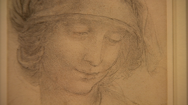 Da Vinci drawings to be displayed at National Gallery