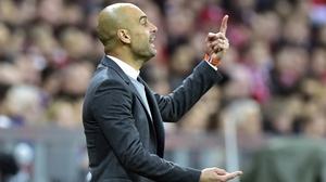 Guardiola will leave Munich following three straight Champions League semi-final defeats to Spanish clubs