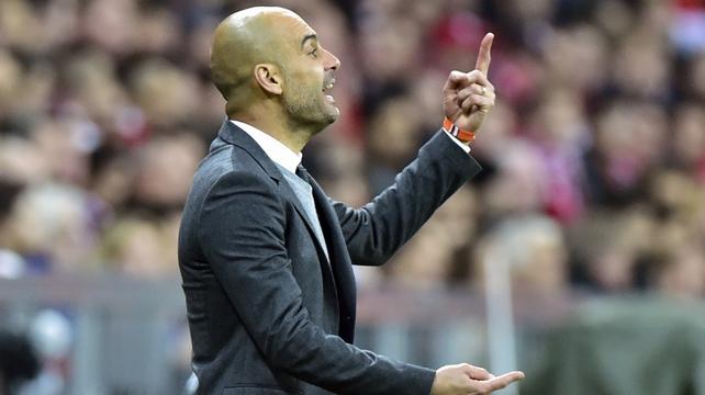 Guardiola won't talk about his European record