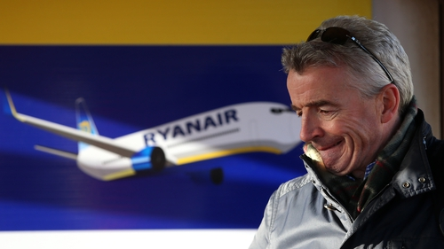 Ryanair CEO Michael O'Leary had campaigned against Brexit in the run-up to the vote
