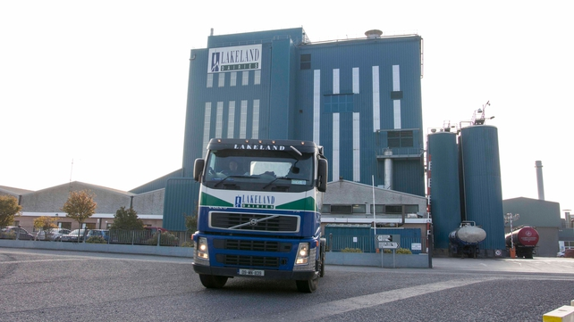 Lakeland Dairies will process over 1.1 billion litres of milk this year