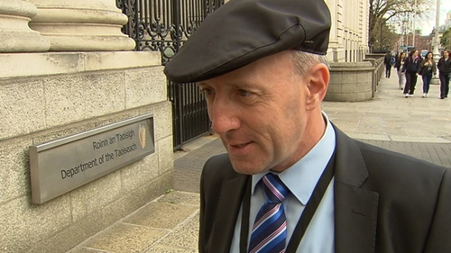 Independent TD Michael Healy-Rae