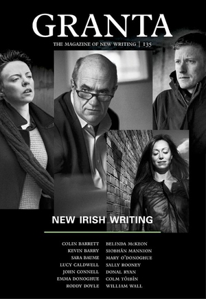 Mostly Irish settings for the splendid new work collected here, although Colm Tóibín's protagonist is German and the story is set in Germany.