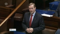 Taoiseach indicates in Dáil he is hopeful of a new govt this week