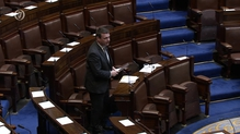 Alan Kelly said Fine Gael and Fianna Fáil had not addressed climate change in their agreement