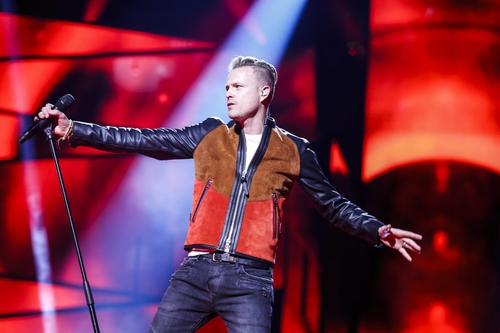 Nicky Byrne will represent Ireland on Thursday night's Eurovision semi-final